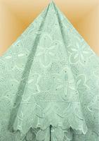 2014 new style white cotton lace fabrics SL0154