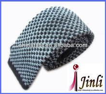 Knitted 100% silk necktie manufacturer