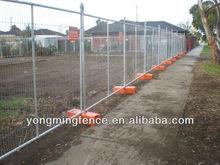 Perimeter Patrol Temporary Fencing