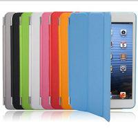 Colorful new smart cover for iPad mini high-grade case