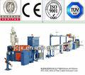 전기 배선 압출기 생산 라인