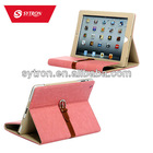 hot selling case for ipad mini with 2 different standing ways