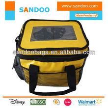 hot sale solar charge cooler bag