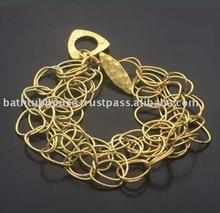 brass bracelet B.10