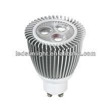 SAA 3*2W mr16 led spot bulb