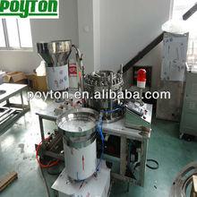 Rubber stopper and PE cap lamination machine