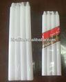 Bianco candele/velaschurch candela/casa decorazione candela