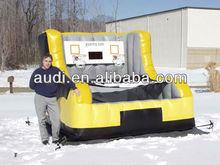 Inflatable Basketball Shoot/Basketball toss