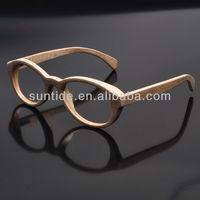 Unisex Eco-friendly 100% Fashion Wooden Sunglasses (SGW3341)