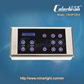 Dmx512 luz controlador, programável led dmx controller( cb- dp128- um)