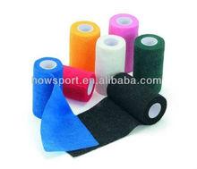 ( S )human/pet care non woven cohesive flexible bandage 7.5cm*4.5m ISO/CE