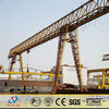 MH Model Single Beam Gantry Crane Design Calculations