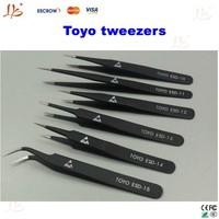 Hotsale!!bga reballing kit ,Toyo bga tweezers 6 pcs/set