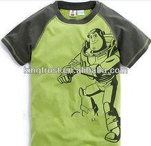 Full-size printing children custom t-shirt