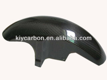 Carbon motorcycle front mudguard for Yamaha MT-01