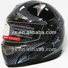 ECE 2014 New full face helmets double visor full face motorcycle helmet motorcycle helmets JX-FF001