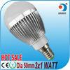 e27 led light bulb 3w 5w warm white e14 led bulb