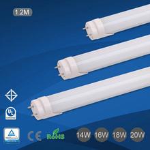 Long Lifespan t8 1200mm 18W led tube light fixture