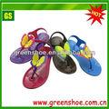 Boa venda meninas jelly sandals na américa do sul