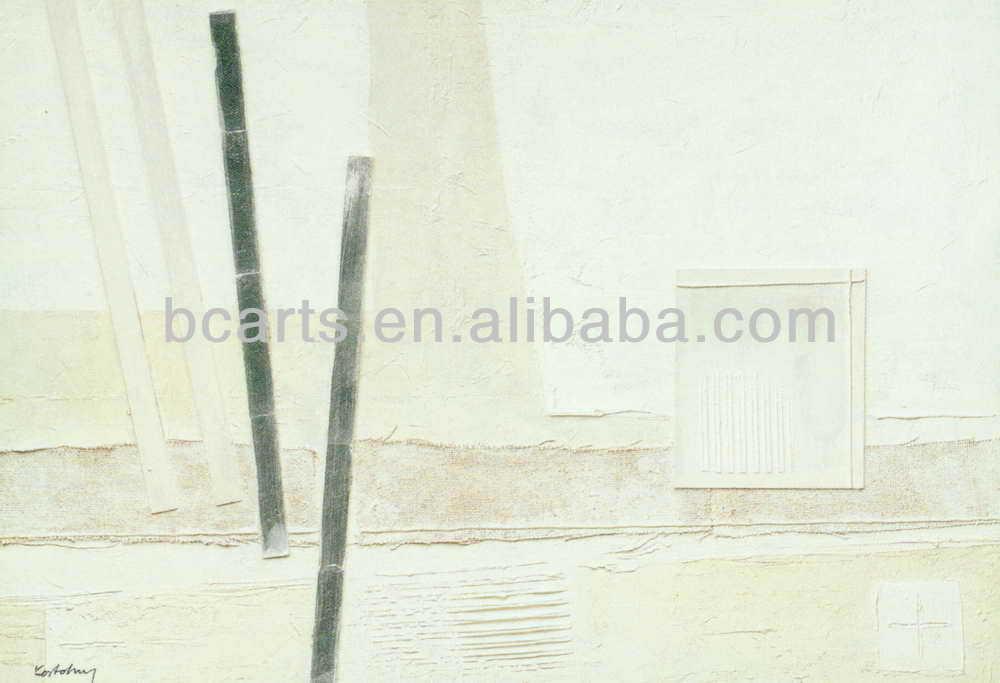 حديث بسيط اليدوية اللوحة الزخرفية الفن التجريدي لديكور غرفة المعيشة