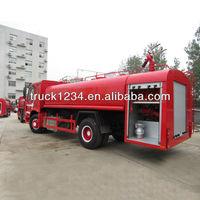Guaranteed 100% SINOTRUCK Fire Truck Tankers Sale