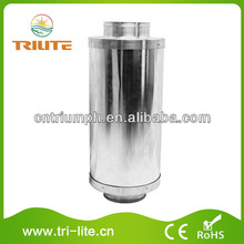 Air Duct Inline Fan Hydroponics Silencer Muffler