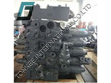 KAWASAKI KMX15RA/45040C main control valve/ excavator hydraulic control valve