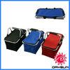 Waterproof outdoor camping folding cooler picnic basket