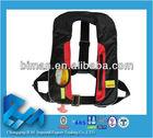 Germany style inflatable life jacket vest
