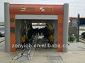 túnel de lavado de coches de la máquina