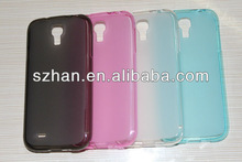 New Glossy +Matte Crystal TPU Case Cover for samsung galaxy s4 i9500