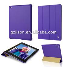 For ipad purple case