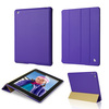 For ipad purple case