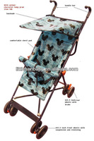 Innovative And Cheap Baby Strollers/Carrier Item 103 With Footmuff