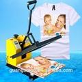 A4 de papel térmico para t- shirt blanco color de la luz de transferencia de calor de impresión de papel