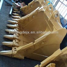 Excavator bucket parts with good quality Komatsu Hitachi Volvo Kobelco as seen on tv