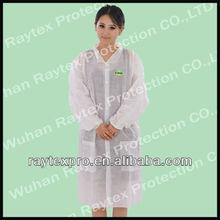 Disposable PP Lab Coat