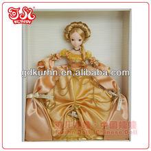 11 pollici mini plastica fata principessa giocattolo bambola