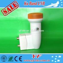 KU band KU-band digital universal Premium HD Dual LNB / LNBF factory