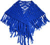 pashmina acrylic hand knitted stole and shawls