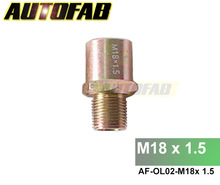 AUTOFAB - By-Pass Port Mounting Nut Spec: M18 x 1.5 for OIL FILTER SANDWICH PLATE ADAPTER AF-OL02-M18 x 1.5