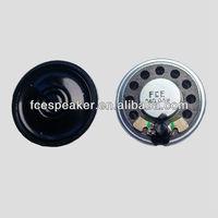 28mm 24ohm 0.5W micro mylar speaker