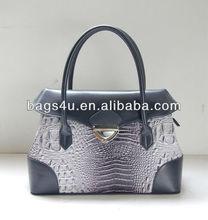 2013 fashion cc big brand faux leather for handbag