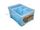 Pretty Plastic Storage Box