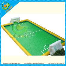 inflatable soap football hot sale,inflatable football stadium