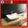 HY-5101 modern ceramic sink bathroom square