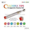 Novos produtos 2013 colorido arco-íris de fumaça de cigarro e