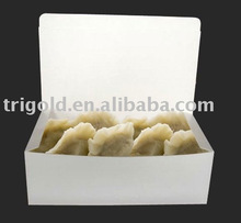 fast food pasta paper container