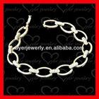 2013 new design mens solid gold bracelets