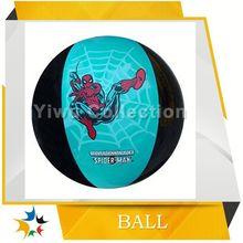 """4"""" beach ball,eco-friendly beach ball,most popular beach ball sitting"""